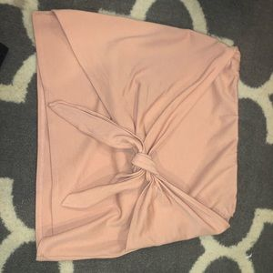 Bella Rose light pink skirt